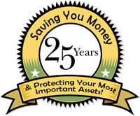 25 year sof saving you money!